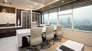 World Class Commercial Interior Spaces From DELECON® DESIGN COMPANY, INDIA