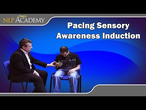 Pacing Sensory Awareness Induction