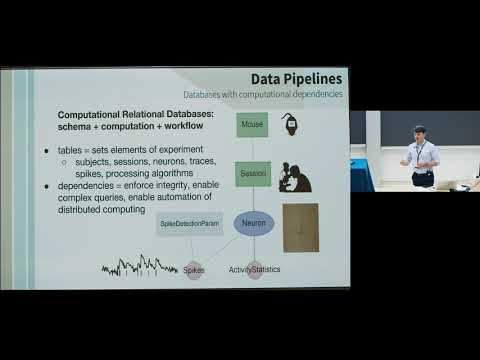 thumbnail for Neuroinformatics presentation video clip