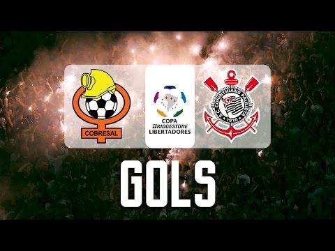 Gol salvador do Corinthians nos últimos minutos da partida