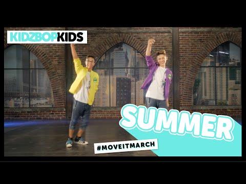 KIDZ BOP Kids - Summer (Dance Along)