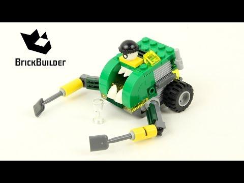 Vidéo LEGO Mixels 41574 : Compax