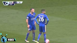 Video Cuplikan Gol Manchester United 11 Leicester City 1 Mei 2016