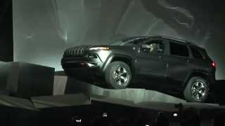 All-new 2014 Jeep Cherokee Reveal Highlights