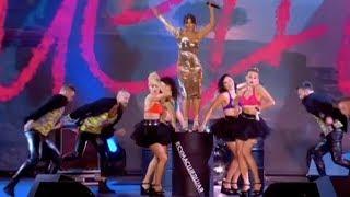 Ани Лорак - Сумасшедшая (Дискотека МУЗ-ТВ в Баку)