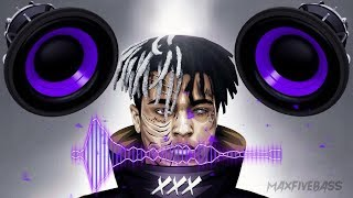 XXXTENTACION   Moonlight (Nin9 Remix) (BASS BOOSTED)