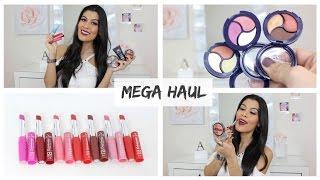 Mega Haul de Maquillaje/ Colombia I Mi Novio Me Compra Maquillaje