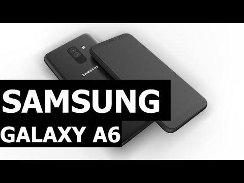 採用雙鏡頭與全螢幕設計 三星 Galaxy A6 / A6+ 外觀曝光