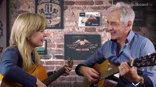 Ted Chats to folksinger, Katy Spencer on Billboard.TV