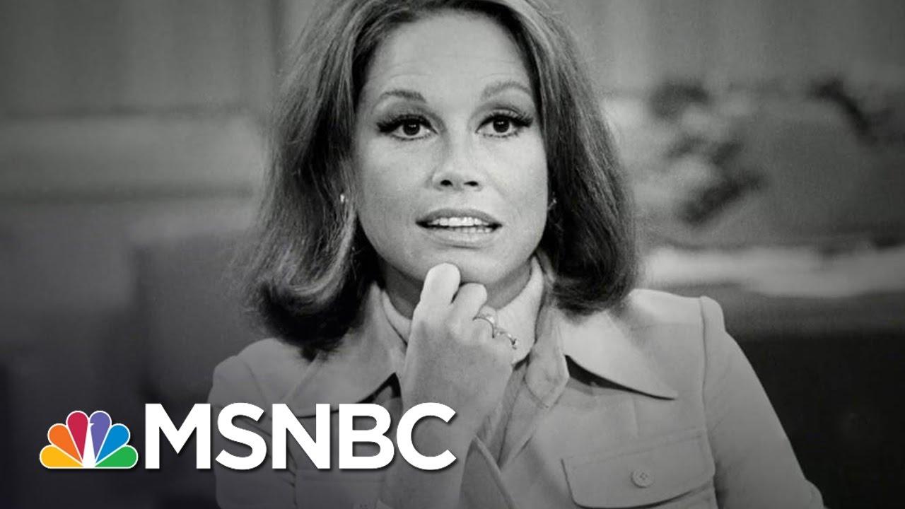 Morning Joe Remembers Mary Tyler Moore | Morning Joe | MSNBC thumbnail