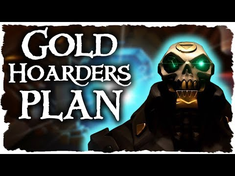 , title : 'THE GOLD HOARDERS PLAN // SEA OF THIEVES - Did Rathbone have a plan all along?'