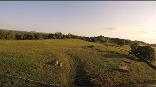 Exploring Derbyshire | Robin Hood's Stride | FPV Drone | Tyro 119