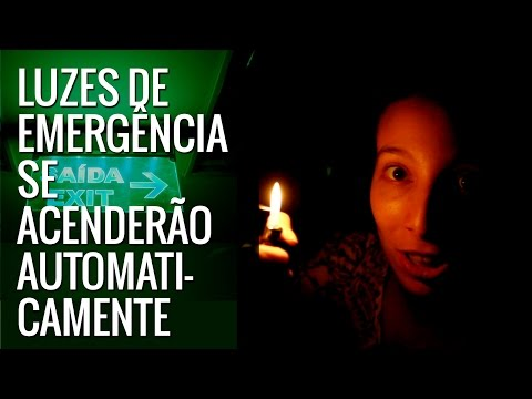 [Resenha] Luzes de Emergência se Acenderão Automaticamente