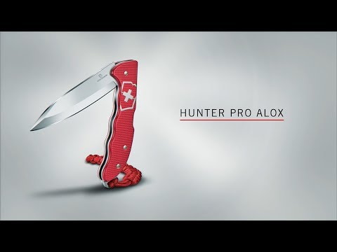 Victorinox Swiss Army Hunter Pro Red Alox