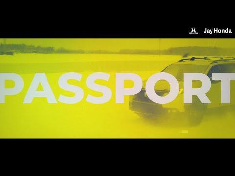 Honda Passport v  Acura RDX