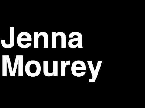 How to Pronounce Jenna Mourey JennaMarbles YouTube Channel Partner Subscribers Money Videos Twitter