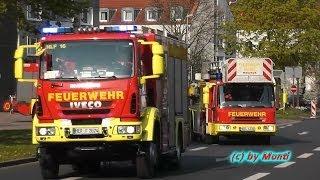 preview picture of video 'Der schönste Löschzug in NRW auf Einsatzfahrt (BF Herne FW 1) (HD)'