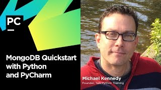 MongoDB Quickstart with Python and PyCharm