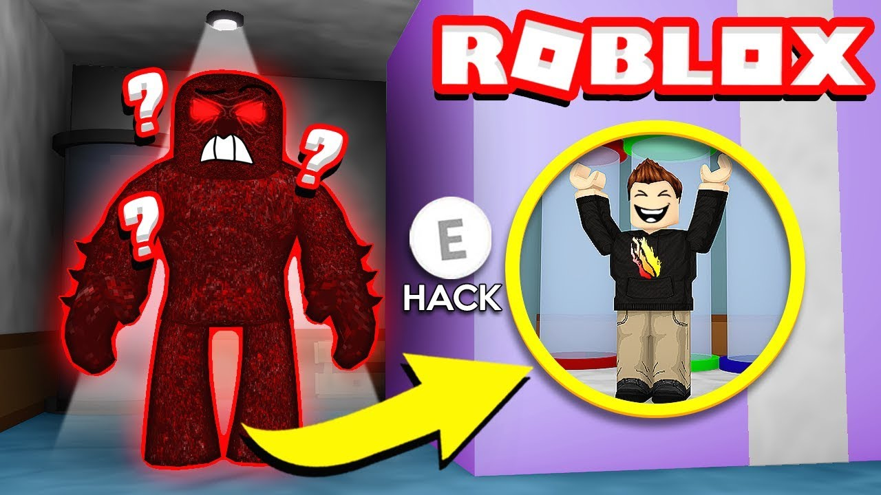 GLITCHING ROBLOX to ESCAPE THE BEAST! (Flee The Facility) - YouTube