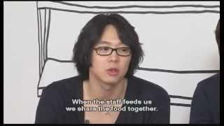 @@DI3$K3 YooMin Couple Talk (eng Sub) Part 1