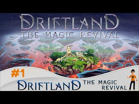 Gameplay de Driftland The Magic Revival