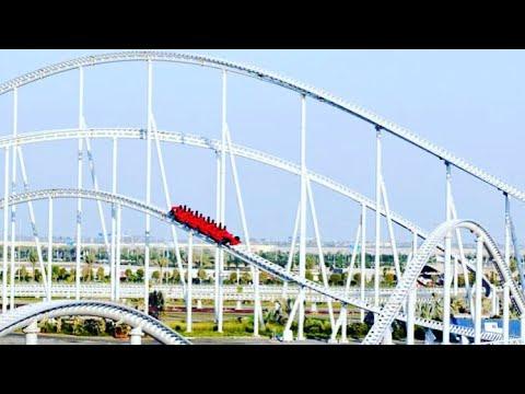 Theme Park Live Intro Video
