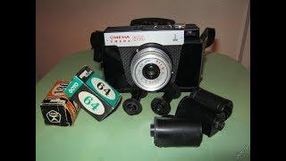 Смена-8М Обзор фотокамеры Back In The USSR