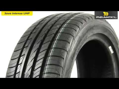 Youtube Sava Intensa UHP 255/35 R18 94 Y XL FR Letní