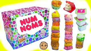 Giant Haul - Big Box Full Of Pizza, Ice Cream, Diner Series 2 + Ultra Rare Wedding Num Noms