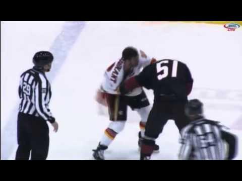 Mathieu Tousignant vs. Mitchell Heard