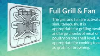 The Different Cooking Functions of an Oven
