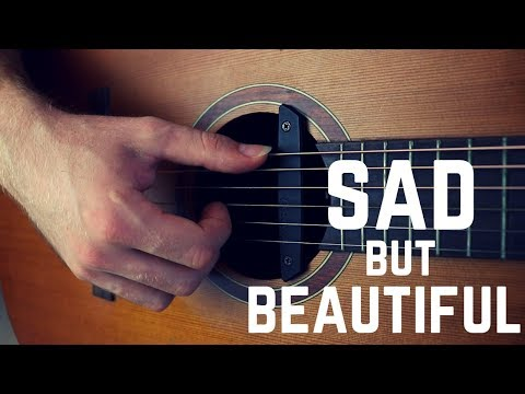Sad Chord Progression with Easy Fingerpicking Pattern (Nobody can Resist)