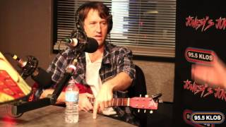 Chris Shiflett in-studio Jonesy's Jukebox