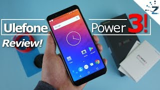 Ulefone Power 3 Review - Test Benchmarks, Camera, Gaming, Battery! $80 Off Inside!