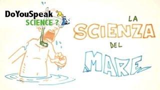 Perche´ il mare e´ salato? | La SCIENZA del MARE