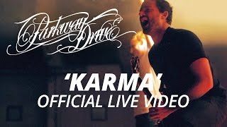 Parkway Drive - Karma (Official HD Live Video)