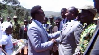 COULD EXILES HAVE RETURNED TO RWANDA WITHOUT WAR? PART 1: Museveni visits Habyarimana's Rwanda