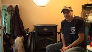 King Pellet Stove KP 130 -  Tricks for starting the pellet stove Purchased from Tractor Supply -