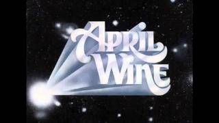 April Wine - You Won't Dance With Me (with lyrics)