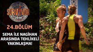 Nefes Kesen Mücadele Böyle Sonlandı! | 24. Bölüm | Survivor 2018