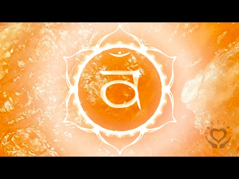 Reiki for Sacral Chakra   Balance for the Second Chakra   Swadhishthana Energy Healing