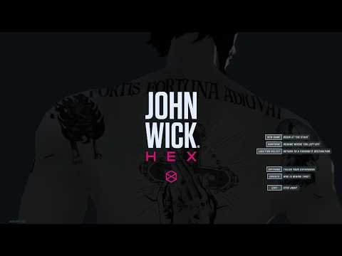 I become a trained assassin... | John Wick Hex - Part 1