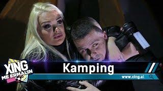 Genci, Eni & Ermali   Kamping