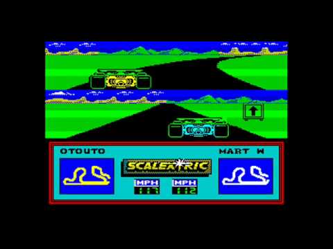 Scalextric ZX Spectrum