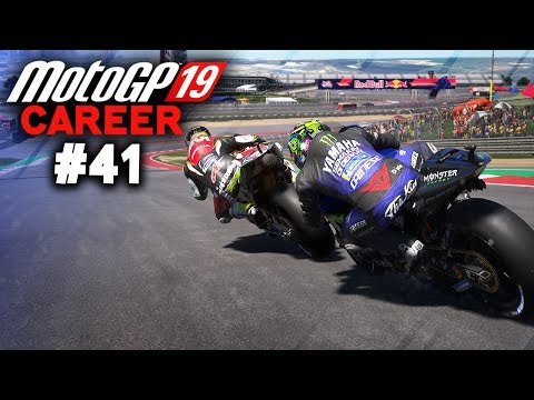 GETTING SERIOUS IN THE CHAMPIONSHIP | MotoGP 19 Career Mode Part 41 (MotoGP 2019 Game PS4 Gameplay)