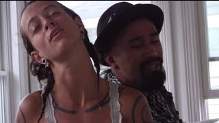 "Nahko Bear & Leah Song ""A Case Of You/San Quentin/Nyepi"" Good Wolf Sessions"