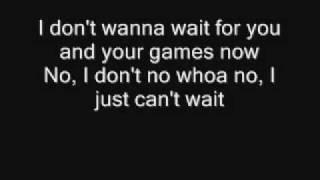 SOJA - I Don't Wanna Wait with lyrics