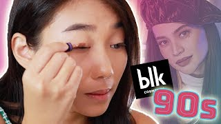 I TRIED BLK 90s COLLECTION to the ACTUAL BLK 90s PARTY...WHAT HAPPENED? | Raiza Contawi