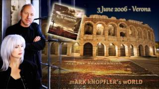 Mark Knopfler & Emmylou Harris  Red Staggerwing  - Verona - 3rd june 2006 -