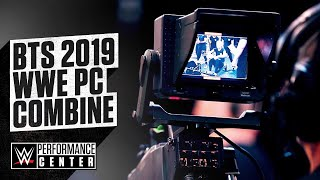 Behind The Scenes Of The 2019 WWE PC Combine